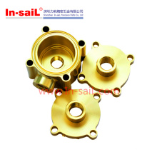 High Performance Auto Brass Machinery Parts